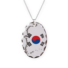 3DSouthKorea2 Necklace
