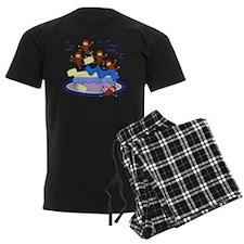 Five Little Monkeys Pajamas