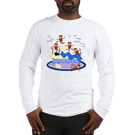 Five Little Monkeys Long Sleeve T-Shirt