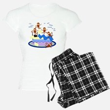 Five Little Monkeys Pajamas