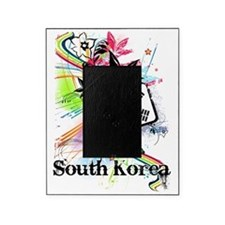 flowerSouthKorea1 Picture Frame