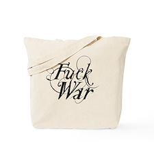 fuckwarbb Tote Bag