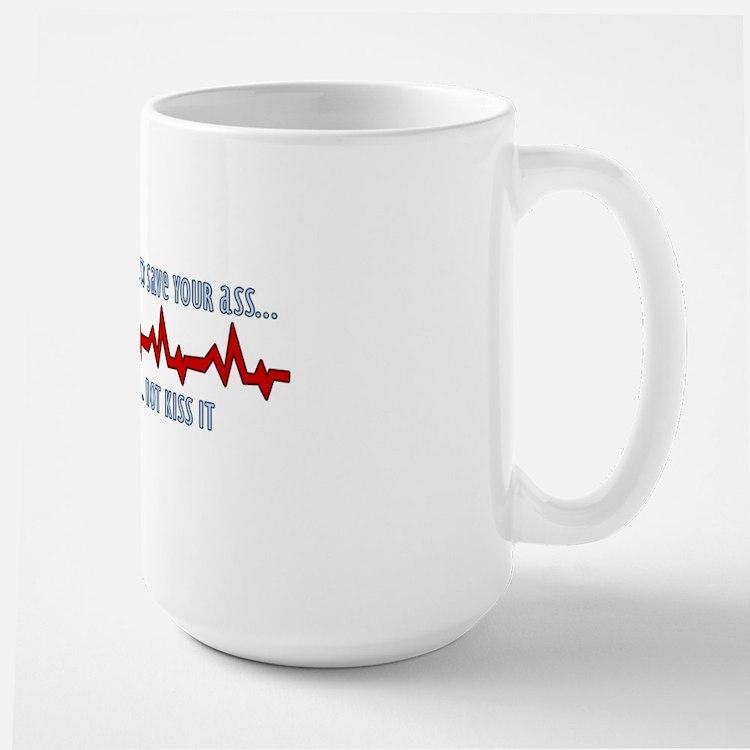 saveyourass Large Mug