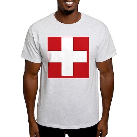 swiss-flag Light T-Shirt