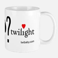 twilight got wolf bumper sticker Mug