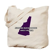 2-New Hampshire Tote Bag