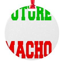 Future Italian Macho Baby Shirt Ornament