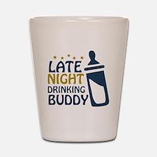 drinkingbuddy Shot Glass