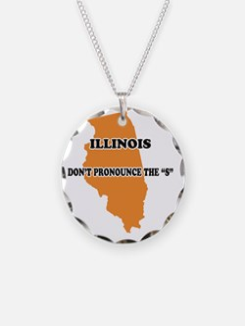 2-Illinois Necklace