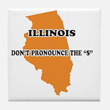 2-Illinois Tile Coaster