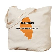 2-Illinois Tote Bag