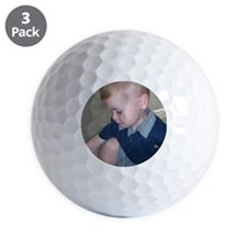 Brennan Keyboard Golf Ball