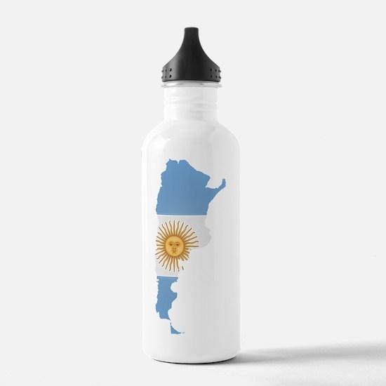 Argentina Water Bottle