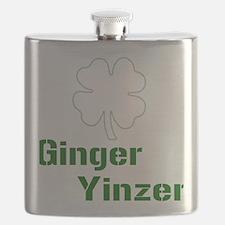 ginyin plain Flask