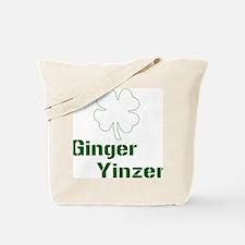 ginyin plain Tote Bag