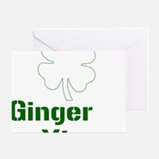 ginyin plain Greeting Card
