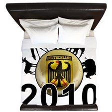 Germany Football5 King Duvet