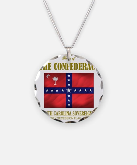 SC Sovereignty (Flag 3) Necklace