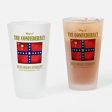 SC Sovereignty (Flag 3) Drinking Glass