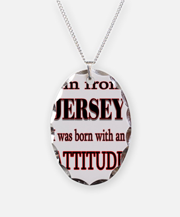 Jersey Attitude Necklace