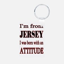 Jersey Attitude Keychains