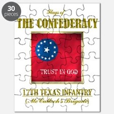 17th Texas Inf (Flag 3) Puzzle