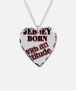 jersey with attitude Necklace
