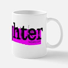 twilight hot pink copy Mug