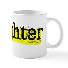twilighter bumper sticker yellow copy Mug