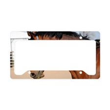 Dressage License Plate Holder