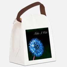 Biolumenescent Dandelion2 Canvas Lunch Bag