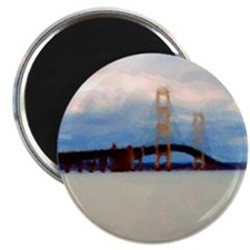 Mac Bridge Circle Magnet