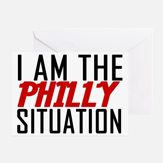 phillyituation Greeting Card