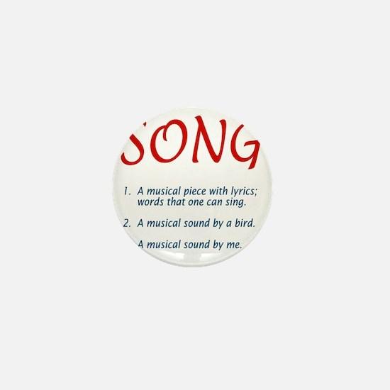 song01 Mini Button