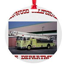 lynwoodfiredepartment Ornament