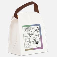 polar bear (3) Canvas Lunch Bag