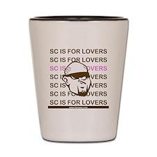 sic_lovers Shot Glass