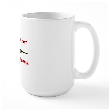 ILL TAP THAT Large Mug