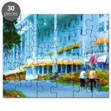 Mac Hotel Side-water Sq Puzzle