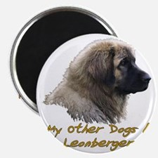 2-My Other Dog Magnet