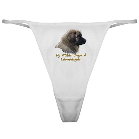 2-My Other Dog Classic Thong