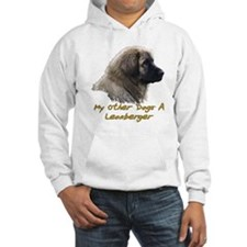 2-My Other Dog Hoodie