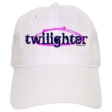 twilight twilighter highlight pink circle by t Baseball Cap