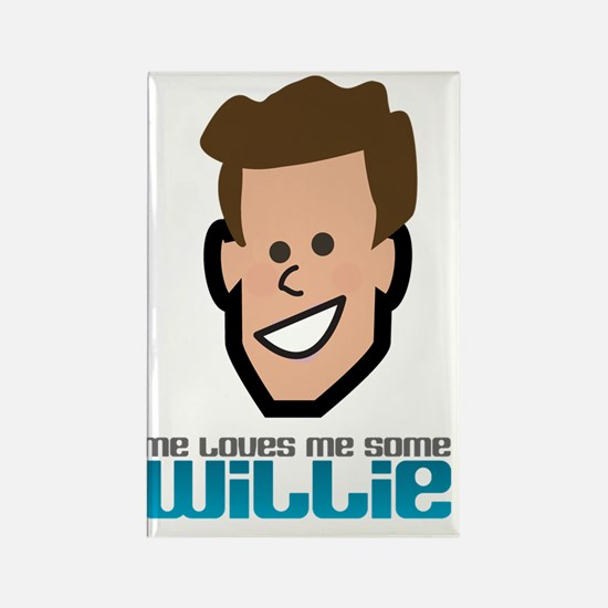 FYWG_tshirt willie Rectangle Magnet