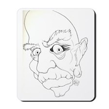 the old man. Mousepad