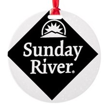 Sunday River Logo Ornament