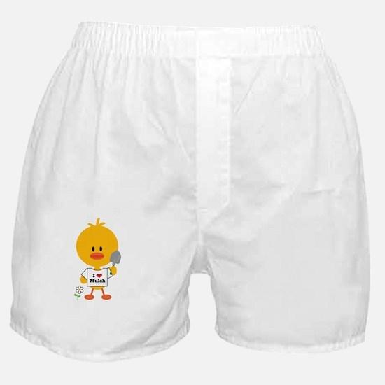 GardeningChickDkT Boxer Shorts