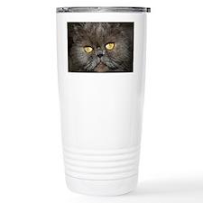 Charcoal Persian Travel Mug