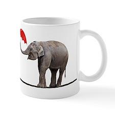 Tightrope walking elephant Mug