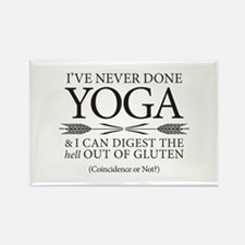Yoga Vs Gluten Magnets